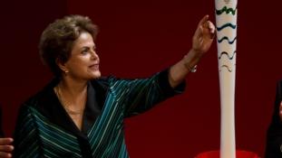 Bemutatták a 2016-os brazil olimpia  lángját