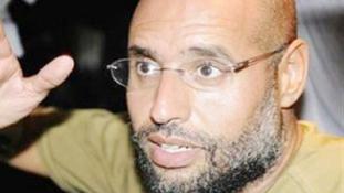 Halálra ítélték Kadhafi egyik fiát
