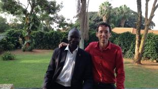 Videó, egyenesen Ugandából