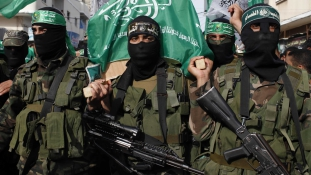 Izraeliek a Hamász fogságában?