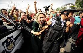 Feltételezett ujgur terroristákat lőttek le Északkelet-Kínában