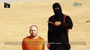 Szökésben Dzsihádi John, az Iszlám Állam hóhéra