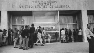 Ma kiderül, mikortól lesz újra amerikai nagykövetség Havannában