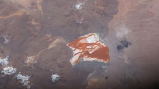 Földöntúli tájak a NASA űrfotóin – Bolíviából