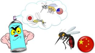 Szupererősek a kínai szúnyogok