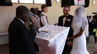 Esküvő Malawiban – képriport