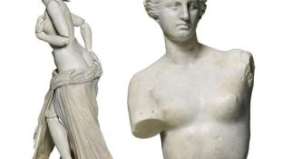 Visszakapta karjait a milói Vénusz