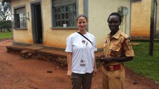 Misszionárius akart mindig is lenni az Afrikában segítő magyar lány