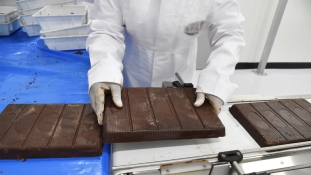 Hungarian chocolate factory won the sweets' Oscar award