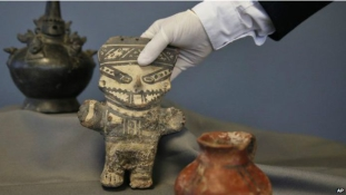 Argentína kulturális kincseket ad vissza Ecuadornak és Perunak