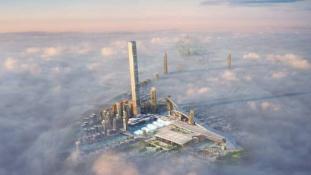 A világ leghosszabb fedett sípályáját építik fel Dubajban