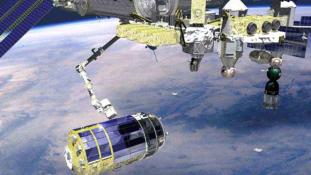 Japán teherűrhajó indult útnak a Nemzetközi Űrállomásra