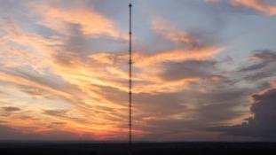 Amazonas: az Eiffel-toronynál is magasabb megfigyelőtorony