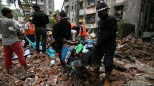 Már több mint ötvenezer házat döntöttek romba az az áradások Indiában