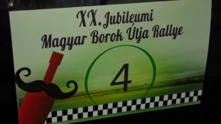 Így indult a Maygar Borok Útja Rallye
