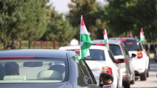 Magyar Borok Útja Rallye – 1. nap