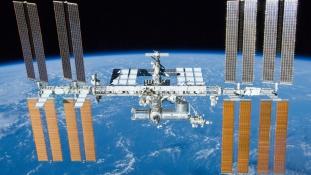 Étel a fedélzeten – kisegítette a japán űrhajó a Nemzetközi Űrállomást