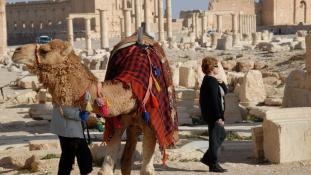 Ilyen gyönyörű volt Palmüra az ISIS rombolása előtt