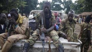 Erőszakos hittérítés a Közép-afrikai Köztársaságban