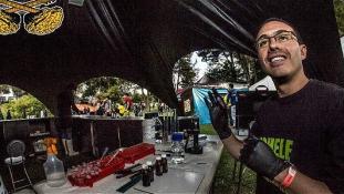 Szakértők tesztelik fogyasztás előtt a fesztiválozók drogjait  (videóval)