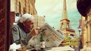 Nézd csak, az Eiffel-torony Egyiptomban van!