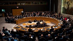 Mindenki támogatja, amit az ENSZ akar Szíriában