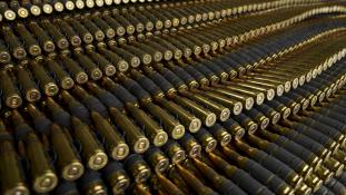 Illegális fegyverraktár Kuvaitban, 19 ezer kiló lőszerrel