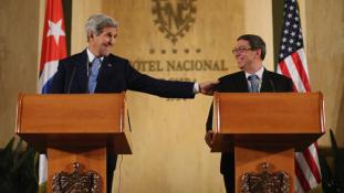 """Amerikának és Kubának véget kell vetnie egymás """"kölcsönös elszigetelésének"""""""