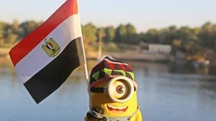 Kevin, a minyon megmutatja, miért érdemes Egyiptomba menni