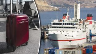 Megfulladt a bőröndben egy gazdasági bevándorló