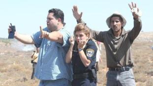 Amikor palesztinok mentenek meg egy izraeli rendőrnőt
