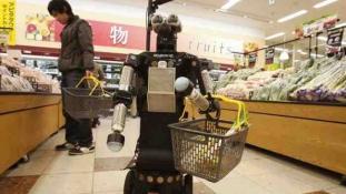 Félnek a gyerekektől a robotok