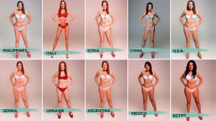 Hogy néz ki az álomnő 18 különböző országban?