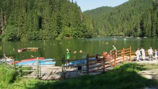 Így fürödhetsz a Gyilkos-tóban – interjú