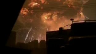 Olyan volt, mintha eljött volna a világ vége – túlélők a tiencsini robbanásokról