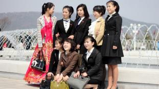 A kapitalizmus megváltoztatja Észak-Koreát