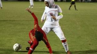 Férje miatt nem léphet pályára az iráni női Futsal válogatott gólvágója