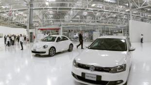 Mexikóban is gyűrűzik a Volkswagen-botrány