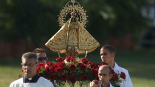 Santiago de Cubában misézett a pápa – ezzel kubai útja véget ért