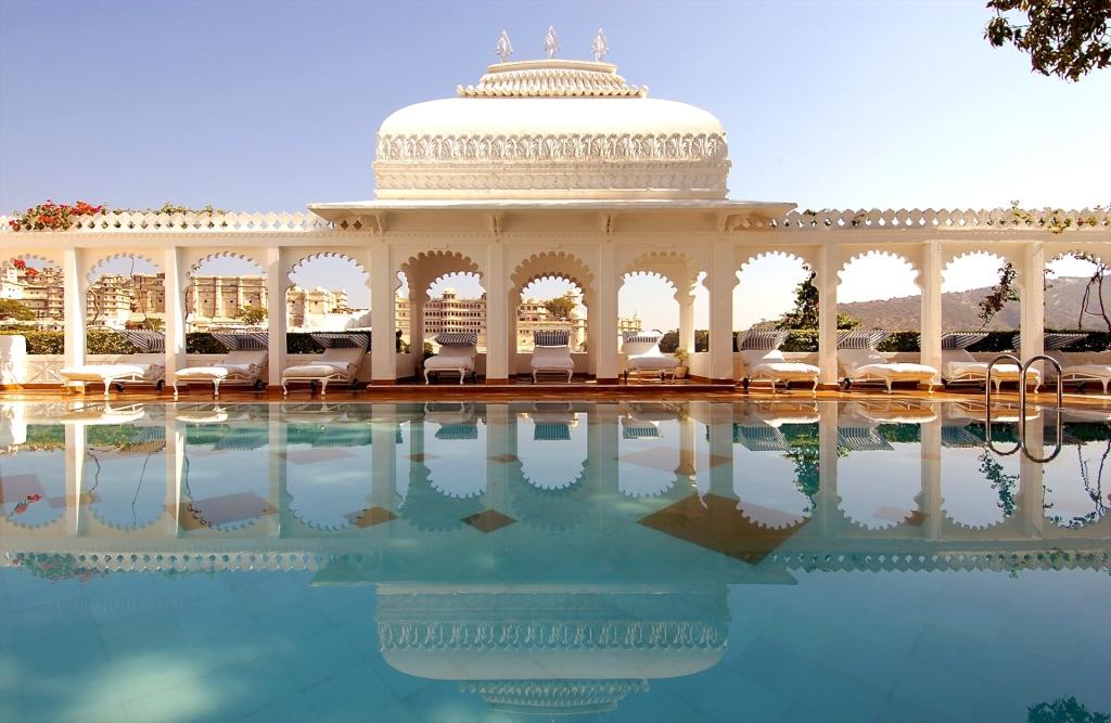 Udaipur, Taj Lake Palace