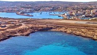 Fogunk még nyaralni Lampedusa szigetén?
