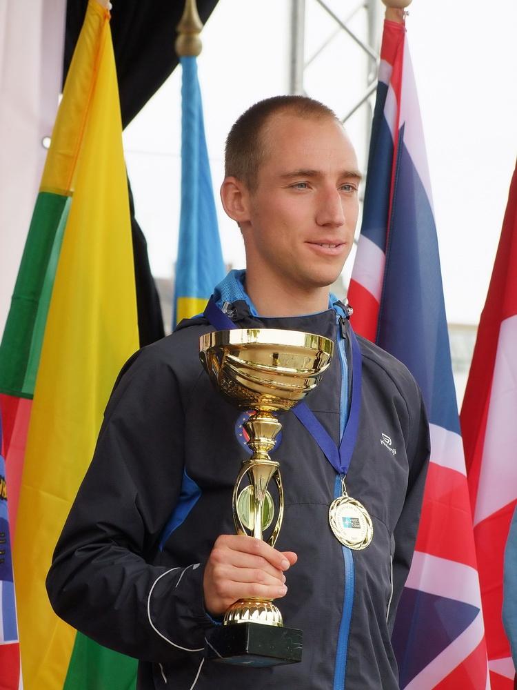 Bierinckx Vincent belga őrmester a katonák versenyének nyertese ,az abszolút eredménylista 2. helyezettje