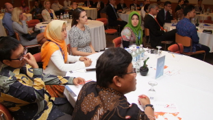 Indonéz üzleti fórum Budapesten