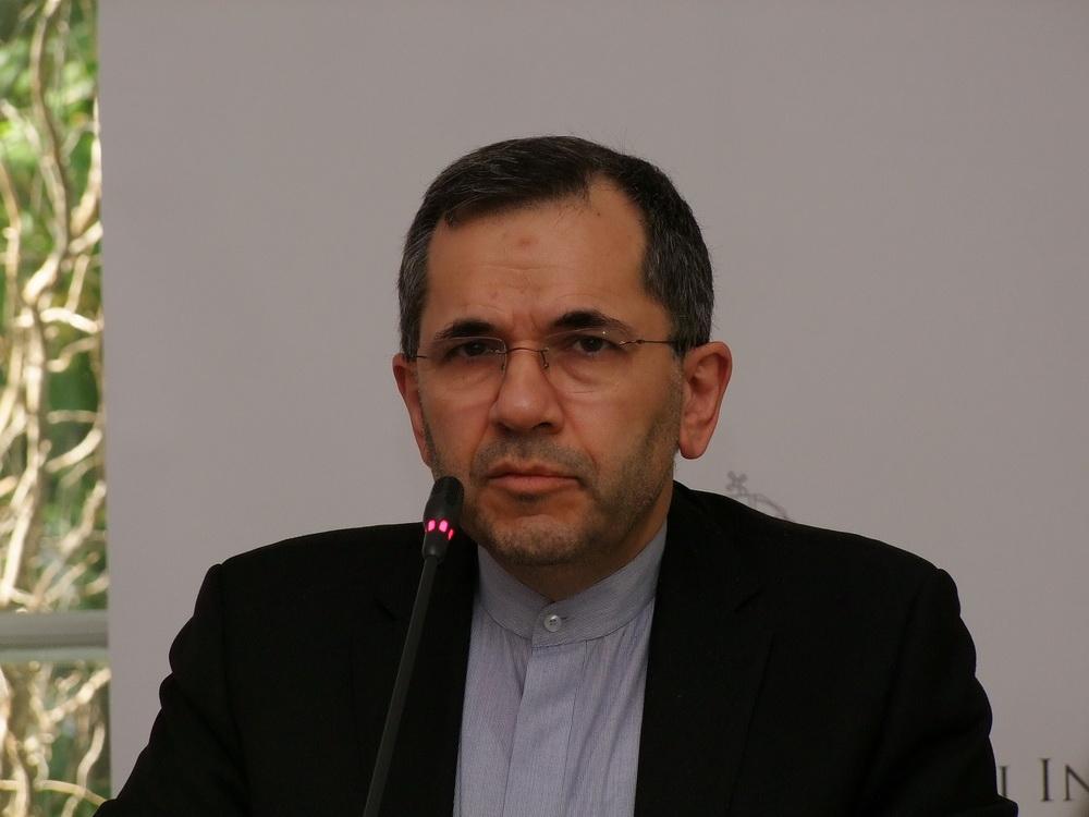 Budapesten járt az iráni külügyminiszter-helyettes