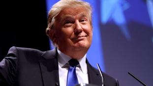 Donald Trump kedvenc témája – rögtön Mexikó után