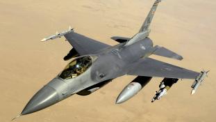 Új F-16-osaival támadta az Iszlám Államot az iraki légierő
