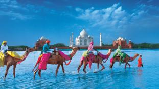 Mesebeli látnivalók Indiában