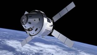 Csak 2023-ban vihet embert az Orion űrkapszula