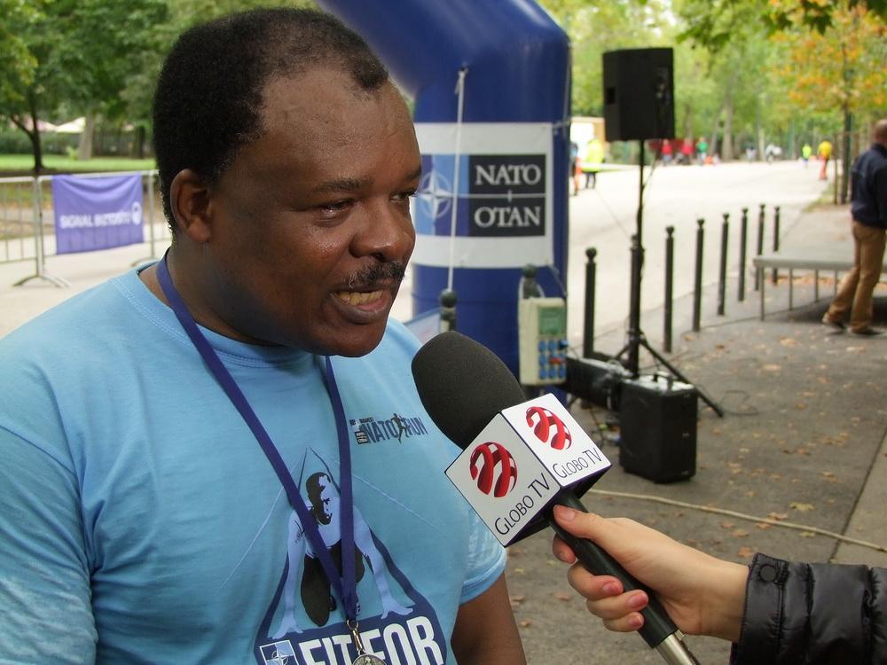 Raymond Irambo az AHU főtitkára