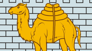 A teve az új orosz szimbólum?